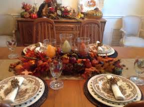 Pinterest Fall Tablescapes