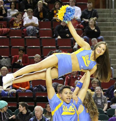 amazing ucla cheerleaders