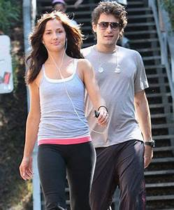 Minka Kelly And John Mayer Img