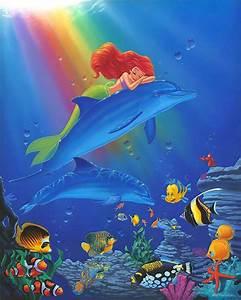 Underwater Cartoon Characters