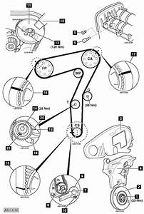 Replace Timing Belt On Opel  Vauxhall Insignia 2 0 Cdti 2009
