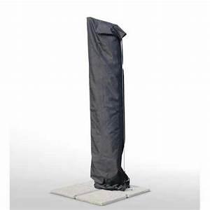 Parasol Grande Taille : housse pour parasol de jardin sac r couvrant parasol pole d centralis universel ~ Melissatoandfro.com Idées de Décoration
