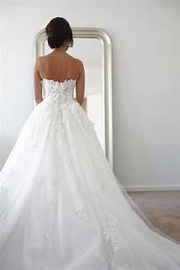 get inspired beautiful real brides with stunning wedding With stunning wedding dresses