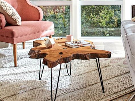 Natural Rustic Wood Furniture 7 Best Pieces For Organic
