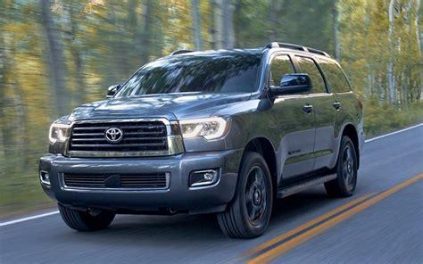 2019 Toyota Sequoia News, Specs, Price  20182019 Suvs