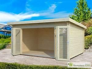 Gartenhaus Mit 2 Eingängen : flachdach gartenhaus palmako lea 14 2 m gartenhaus ~ Sanjose-hotels-ca.com Haus und Dekorationen