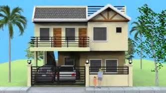 2 storey house plans 2 storey house design with roof deck ideas design a house interior exterior