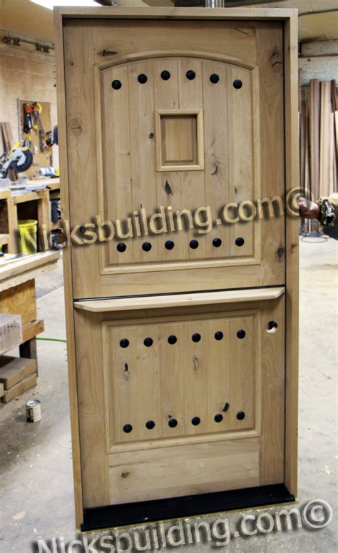 Dutch Doors Interior & Exterior Door