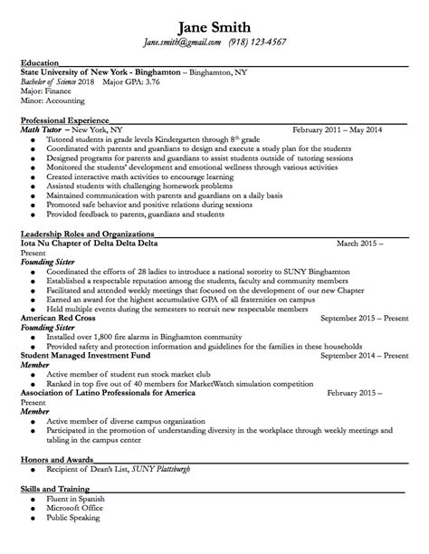 speaker resume sle resume ideas
