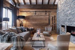 Bilder Modern Wohnzimmer : chalet klosters wohnzimmer von go interiors gmbh homify ~ Orissabook.com Haus und Dekorationen