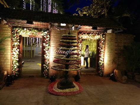 tamarind tree bangalore  wedding venues outdoor
