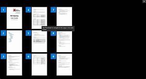 pdf markup With pdf document markup