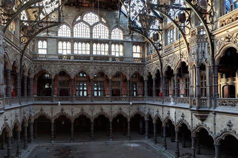 chambre de commerce drome photos 12 magnifiques bâtiments abandonnés qui