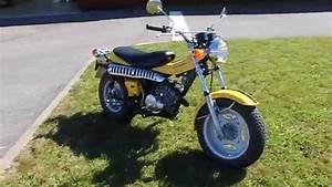Suzuki Vanvan 125 : suzuki rv 125 vanvan 1974 youtube ~ Medecine-chirurgie-esthetiques.com Avis de Voitures