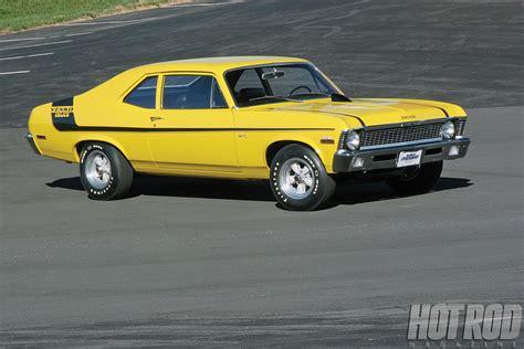 The Insurance-beating 1970 Chevy Nova Yenko Deuce