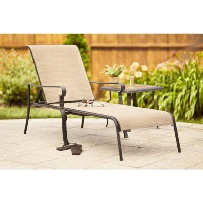 hton bay belleville patio chaise lounge fls80132 at the