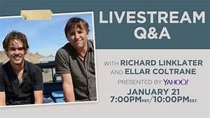 Reel Talk Online: BOYHOOD Director Richard Linklater and ...