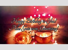 Geburtstagslied romantisch, Geburtstagswünsche, ️Alles
