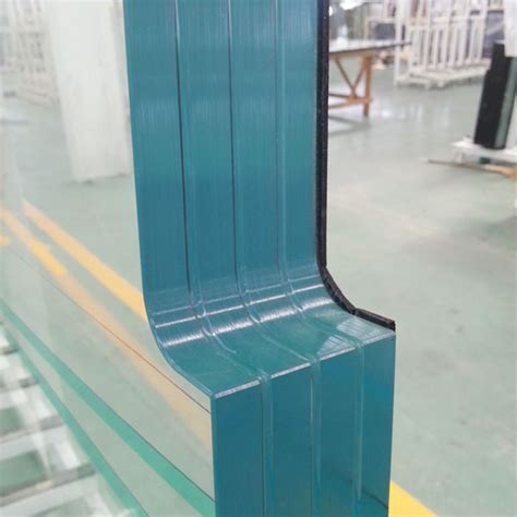 iron laminate low iron laminated glass supplier factory in china