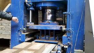 Yfr Hydraulic Refractory Brick Press Machine