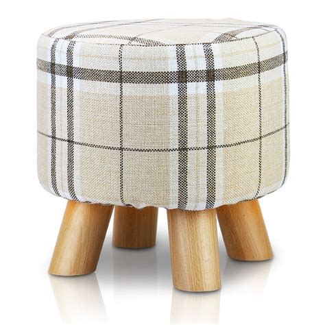 Upholstered Stools For Living Room by 1easylife Furnishings Upholstered Ottoman