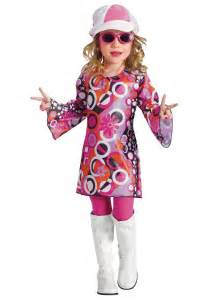 Toddler Feelin Groovy Dress | Discos Disco party and Hippie party