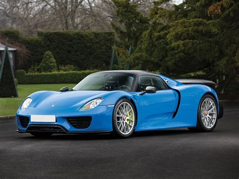 porsche spyder 911 world 39 s only arrow blue porsche 918 spyder heads to