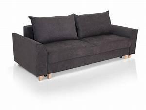 Polstergarnituren 3 2 1 Sitzer : jens sofa 3 sitzer anthrazit ~ Indierocktalk.com Haus und Dekorationen