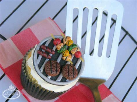 summertime sizzlin bbq cupcake tutorial