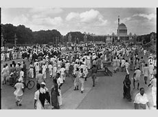 India's First Independence Day Celebrations In Delhi Aug