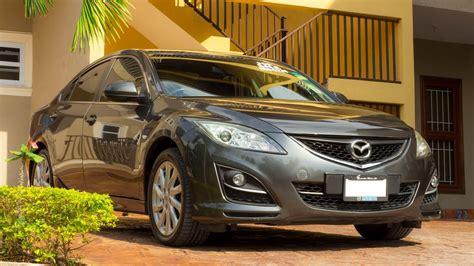 Clean 2012 Mazda 6