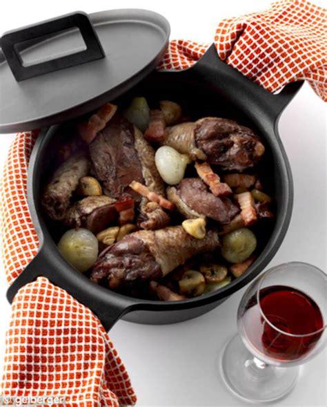 coq au vin pour 6 personnes recettes à table