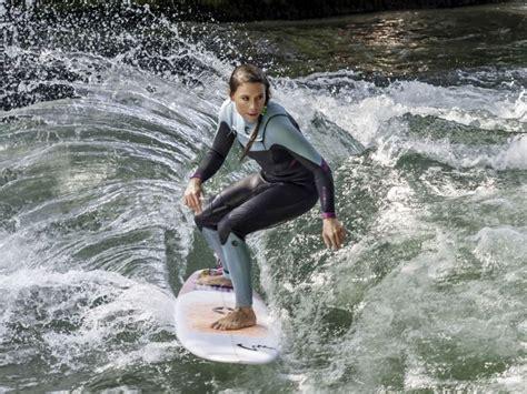 Englischer Garten München Eisbach Surfen by Surfen Wellenreiten Eisbach In M 252 Nchen Das Offizielle