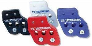 Tm Designworks Rear Chain Guide Dual Rollers Warrior