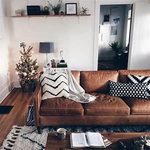 25 brown sofas that don't make us feel sad