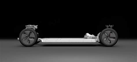 tesla model  platform teslarati