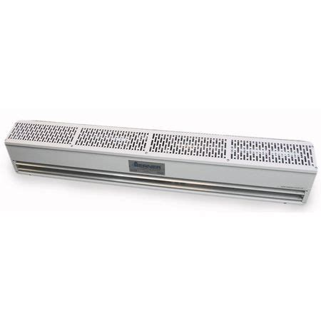 berner low profile air curtain 8 in d slc07 1036ac g