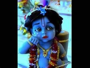 Decoration Ideas For Krishna Idol: Janmashtami Spcl