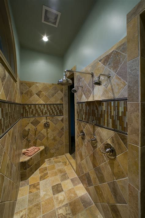 national average    shower installation project