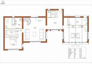 emejing plan d une maison de luxe moderne contemporary With plans de maison gratuit