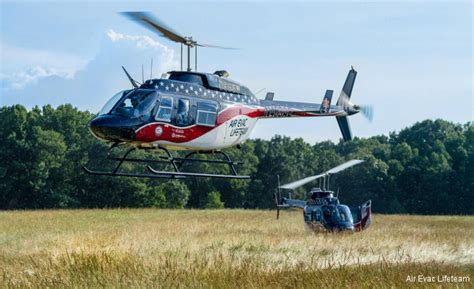 Air Evac Lifeteam Adds 7 Bell 206/407 Simulators