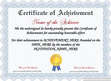award certificate templates images  pinterest