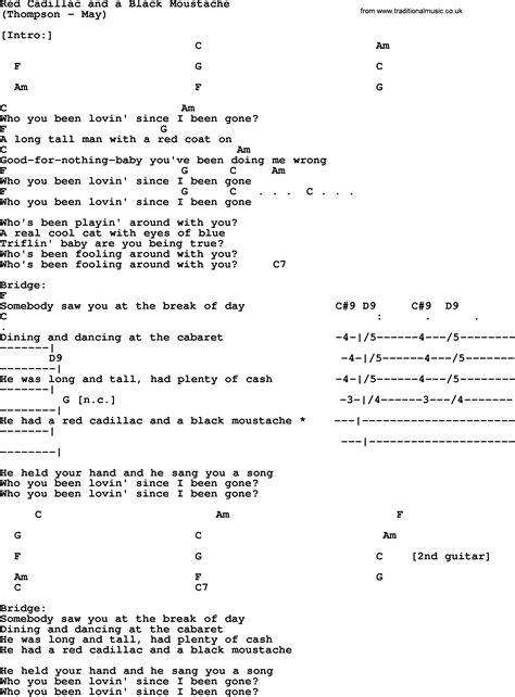 songs about cadillacs coat lyrics coat racks