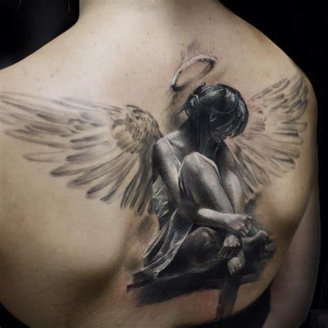 Best 25+ Angel Tattoo Designs Ideas On Pinterest Angels
