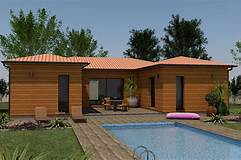 High quality images for maison moderne en bois pas cher ...