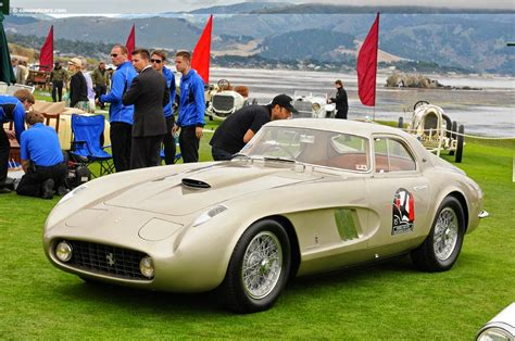 Sold new late 1954 to roberto rossellini who gave it to his wife ingrid bergman for christmas (she did not like it and took no delivery). FAB WHEELS DIGEST (F.W.D.): 1954 Ferrari 375 MM Coupé Speciale Pinin Farina (#0456AM)