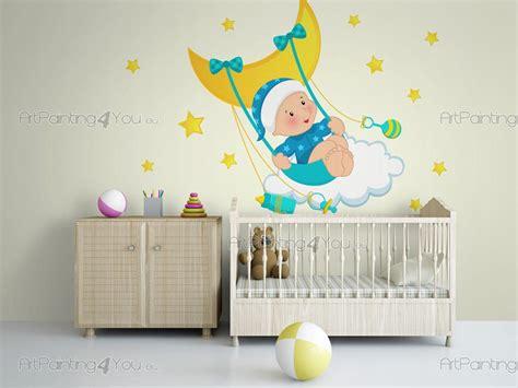 sticker chambre bebe stickers chambre bebe etoile chaios com