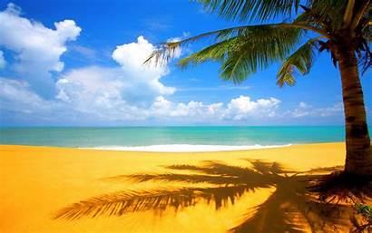Beach Desktop Backgrounds Wallpapers Wallpapersafari Tropical