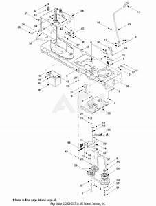 Mtd 14az808k131  2002  Parts Diagram For Pto Manual