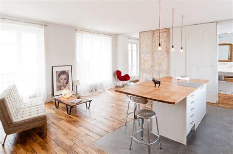 HD wallpapers decoration interieur salon parquet